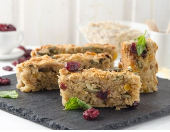 Muesli Bars From The Air Fryer 1